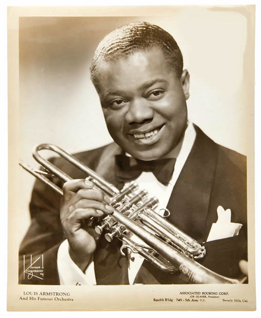the life of louis armstrong Throughout his life louis became a well-known leader many do not realize there are leaders in every place louis was a great leader with his music.